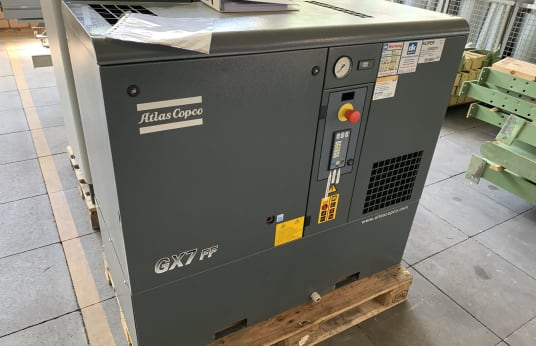 ATLAS COPCO GX/ F EL vijčani kompresor