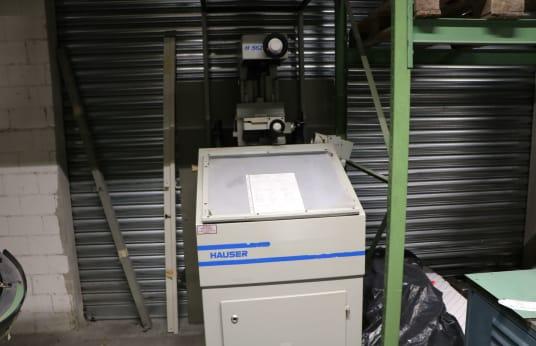 HAUSER H 562 Profile projector