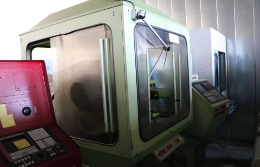 BUMOTEC S 92 Milling machine