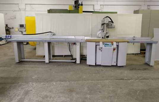 STROMAB US27 BPE3000 Universal Radial saw