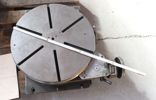 HAUSER 278 Rotary Table