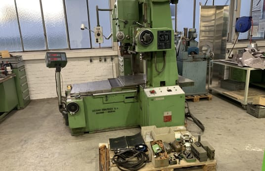 HAUSER M 5 Precision Coordinate Drilling Machine