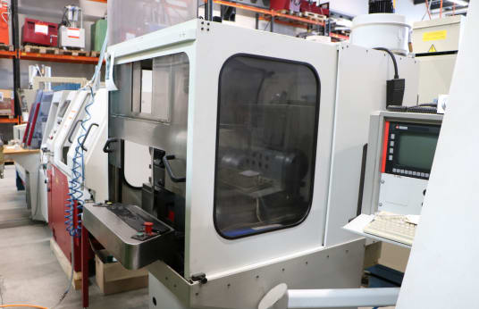 PROBOTECH Grinding & Polishing Line