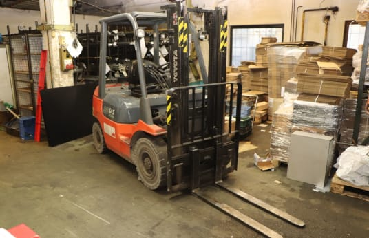 TOYOTA 42-7FGF20 Gas Forklift