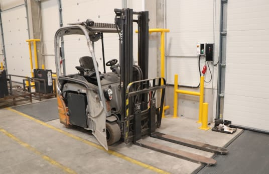 STILL RX 20-18 Electric Forklift 1.8 t
