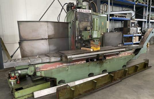 HELLER PFH 10-1800 6 Bettfräsmaschine