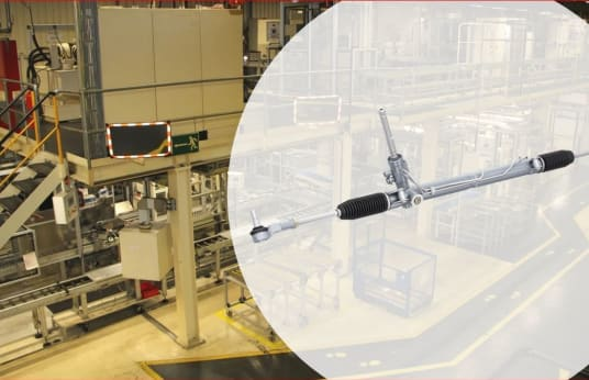 Assembly and Test Line for Steering Systems