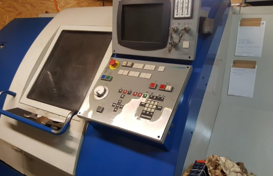 GILDEMEISTER CTX 400 Esztergagép