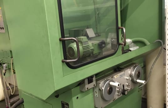 OVERBECK 250-R Cylindrical Grinder