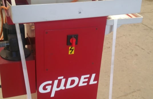 GUDEL AFFÜTEUSE Tool Grinding Machine