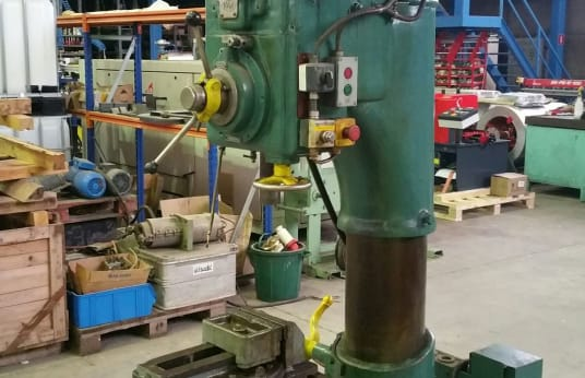 KITCHEN & WADE V10 Column drilling machine