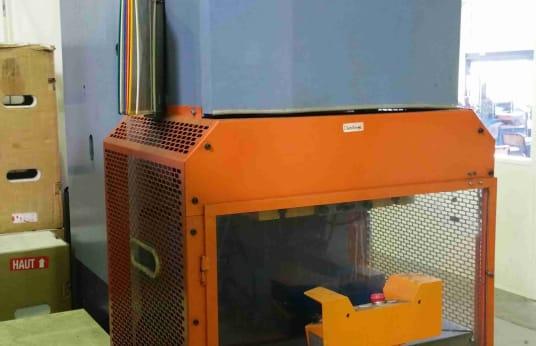 Механический пресс BRET PCR100