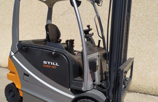 STILL RX60-30 Electric Forklift