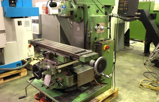 FEXAC UP-1100 Universal Tool Milling Machine