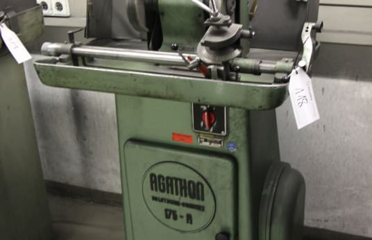 AGATHON 175 A Steel Grinding Machine