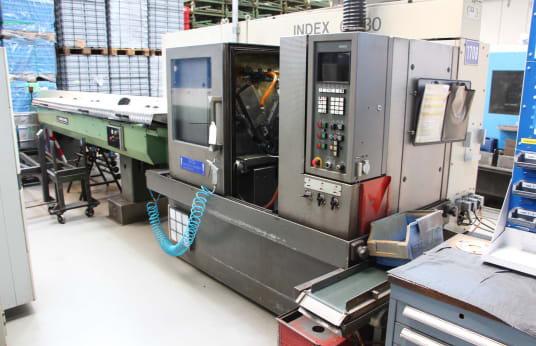 GB 30 CNC Automatic Lathe