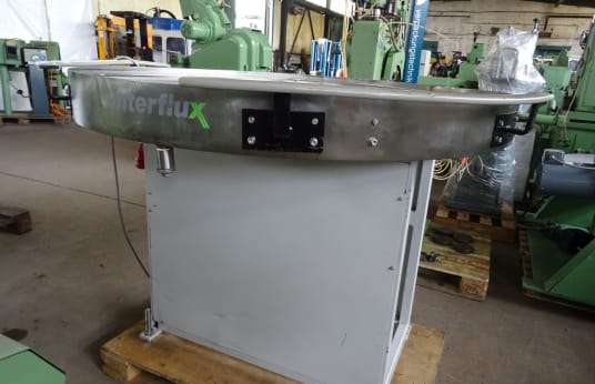 INTERFLUX Parts Cleaning Device