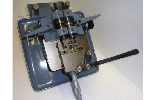LUTHY PEC Horizontal Drilling Machine
