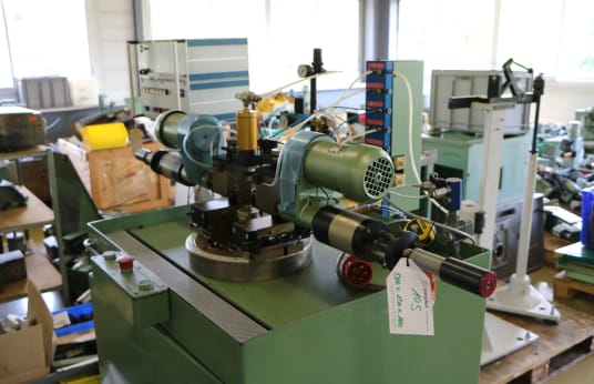 FLEURY 183 Bohrmaschine