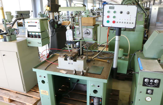 SCEMAMA BS Horizontal Boring Machine