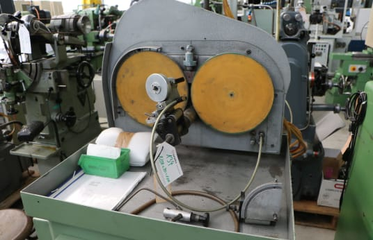 RECOMATIC MM 2 Fine Finishing Machine