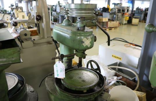 DIXI Poliermaschine