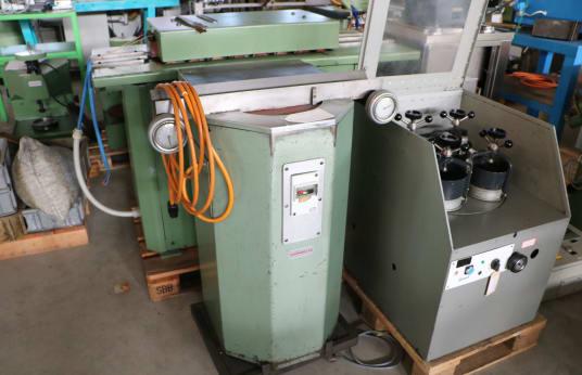 ENZ FK-400 Edge Sanding Machine