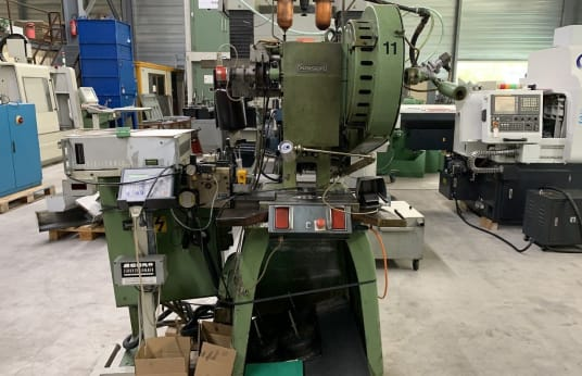 KAISER PO 10 F Eccentric Press
