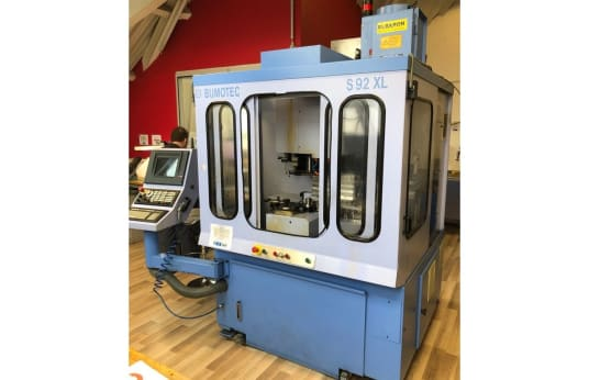 BUMOTEC S-92 XL Machining Centre