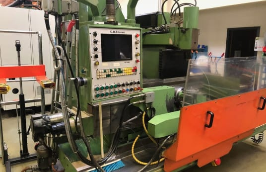 FERRARI F-42 CNC Tool Milling Machine