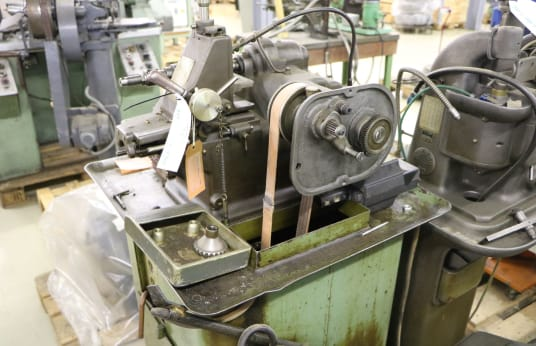 MIKRON 79 Gear Hobbing and Milling Machine