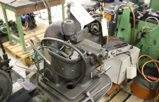 MIKRON 90 Gear Hobbing and Milling Machine