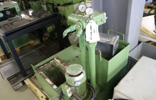 TRIPET MHPE-500 Coolant System
