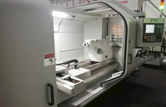 Токарный станок с ЧПУ GMW HL 1070 x 2000