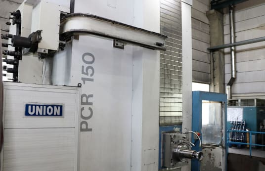UNION PCR 150 CNC Travelling Column Milling Machine