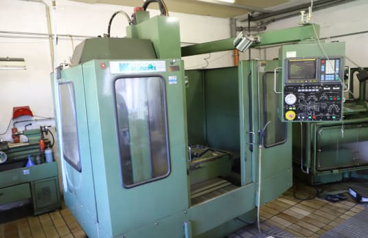 WAGNER EXCEL 510 CNC Vertical Machining Centre