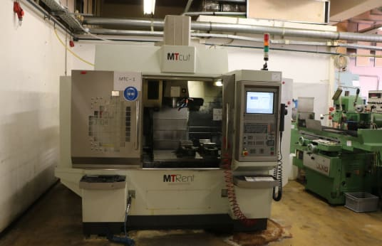 MAXIMART MT Cut V110H High-Performance Machining Centre