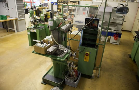 FRIEDRICH DECKEL FP 1 Universal Tool Milling and Drilling Machine