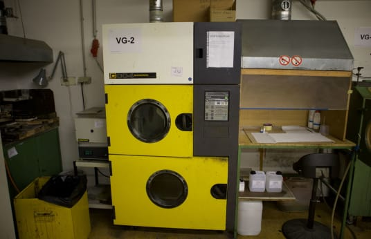SANCRON C 004 NCP Vacuum Machine