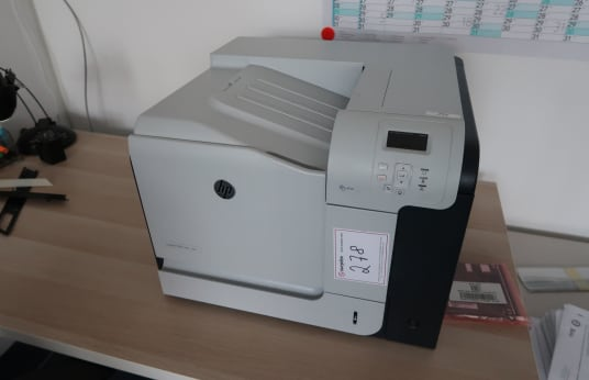 HP Laserjet 500 Color M55i Laser Printer