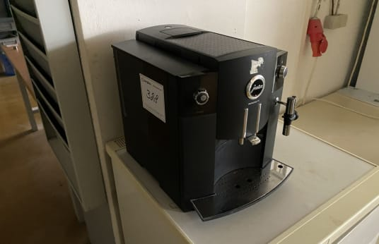 JURA IMPRESSA C 5 Coffee Maker