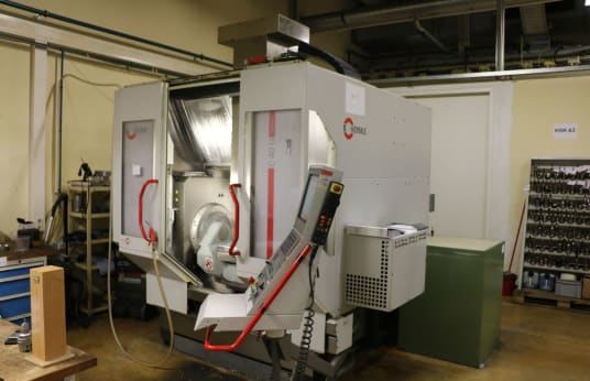 HERMLE C 40 U Machining Centre
