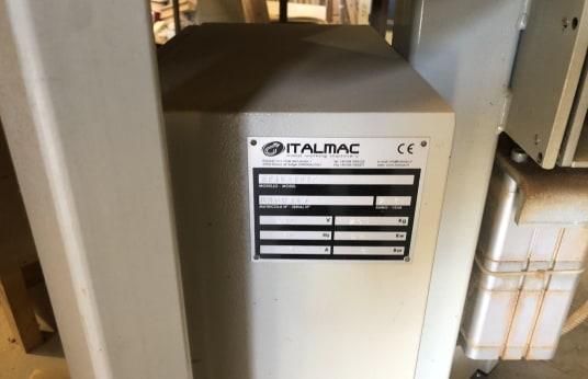 Kolíkovací stroj ITALMAC SPINATRICE