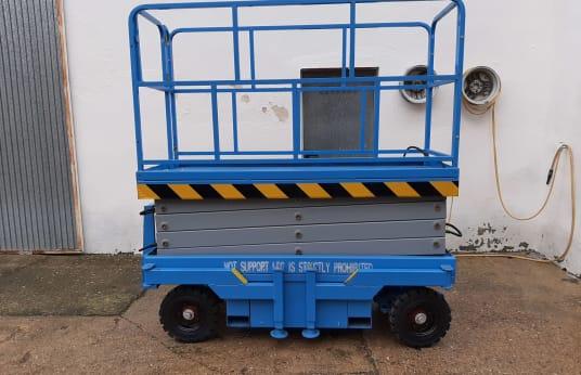 CMFG Electric Lifting Platform