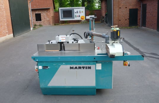 MARTIN t27 Swivel spindle table milling machine