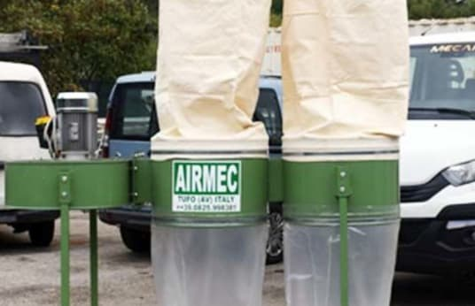 AIRMEC 2-S Suction System