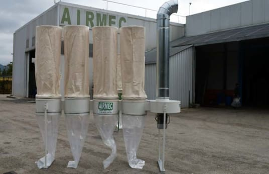 AIRMEC 4-S Suction System