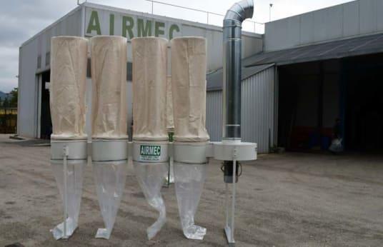 AIRMEC 4-S Suction System