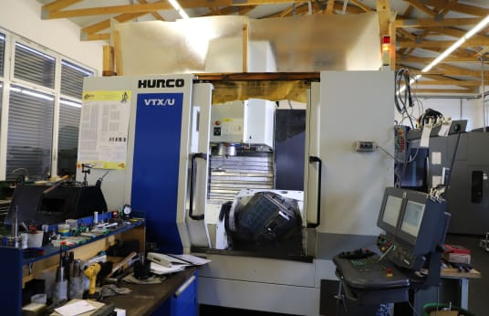 HURCO VTX U CNC 5-Axis Machining Centre