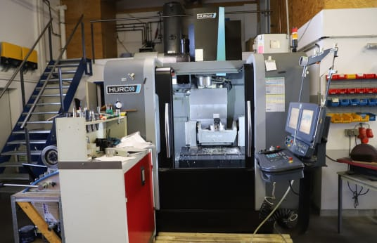 HURCO VMX 30 UI CNC 5-Axis Machining Centre